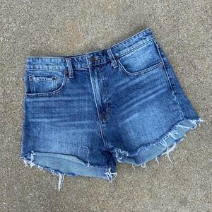 Lucky brand shorts 8 lucky pins cut offs 29